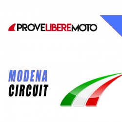 Prove libere moto Modena Circuit 3 ottobre